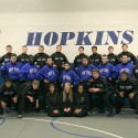 2014-15 Hopkins Wrestling Team