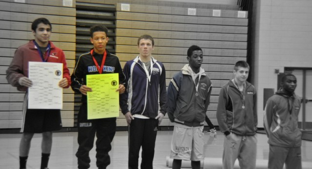 1 Hopkins Wrestler to Compete at 2015 State Individuals