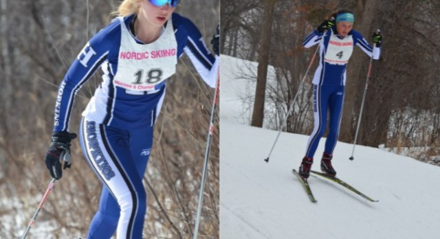 2 Nordic Skiers Named to Midwest Jr National Team