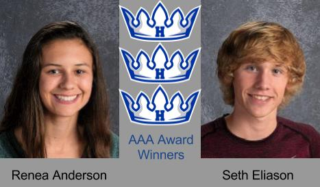 AAA Award goes to Anderson & Eliason