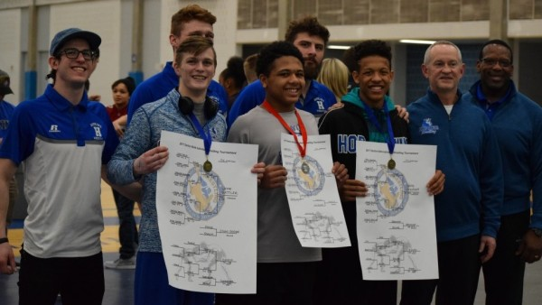 Sattler, Johnson, Chakolis earn trip to State