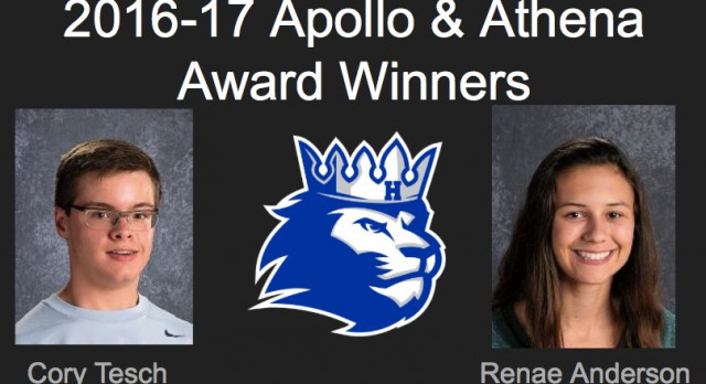 Apollo & Athena Award Winners