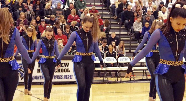 2017-18 Dance Team Auditions