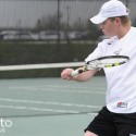 Boys Tennis #2 (Photos by Trim Photo and Video Solutions  Full Gallery at:http://proofs.trimphotoandvideo.com/g/042313west_east)