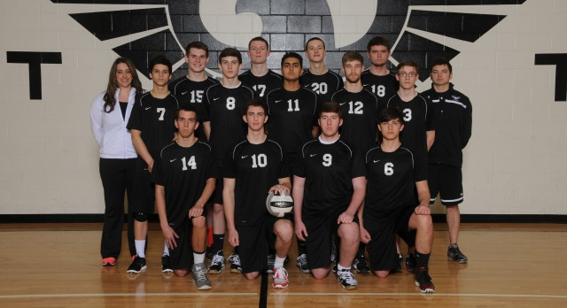 Boys Volleyball Defeats Mason