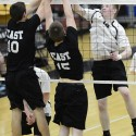 Men's Volleyball vs. Mason – 4/8/14  (Photos provided by: Trim Photo and Video Solutions Full Gallery at: http://proofs.trimphotoandvideo.com/g/040814var)