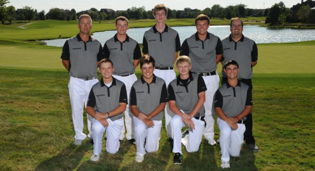 Boys Golf Places 2nd at East Invitational