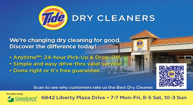 Tide Dry Cleaners Team of the Week – Lakota East Girls Golf Team