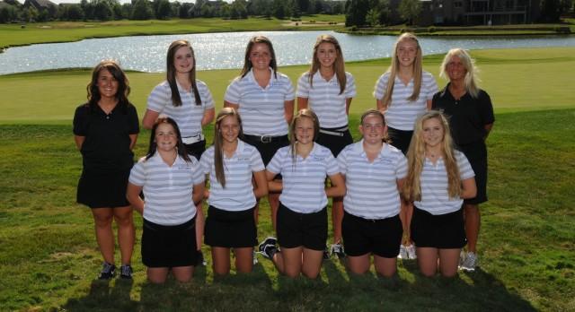 Girls Golf Posts Best Score of Season!