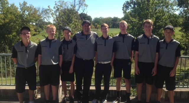 JV Boys Golf Wins GMC Championship!!!