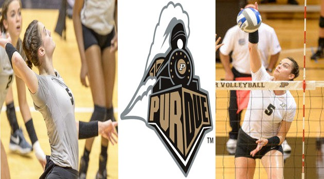Alumni in the News: Ashley Evans leads Purdue to big win over Buckeyes