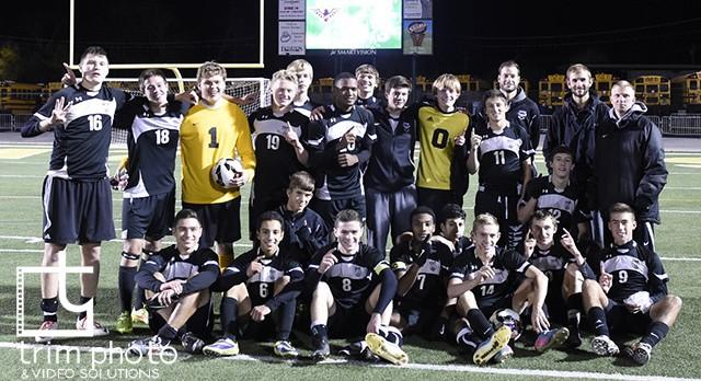 Boys Soccer Season To Remember!