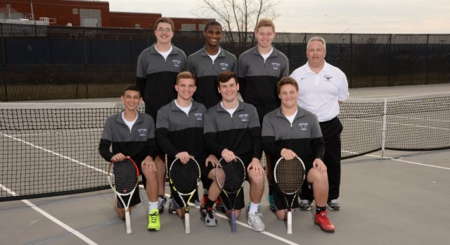 Boys Tennis Stays Perfect in the GMC!
