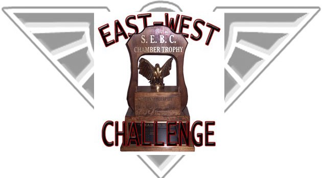 Hawks Keep the East-West Challenge Trophy