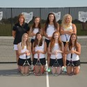 2015 Girls Tennis Teams