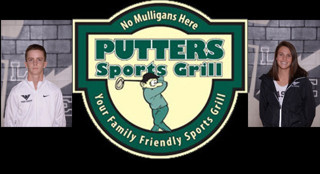 Dustin Horter and Abby Whayne Named PUTTER'S Athletes of the Week