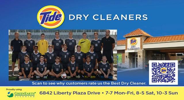 Tide Dry Cleaners Teams of the Week – Boys Soccer