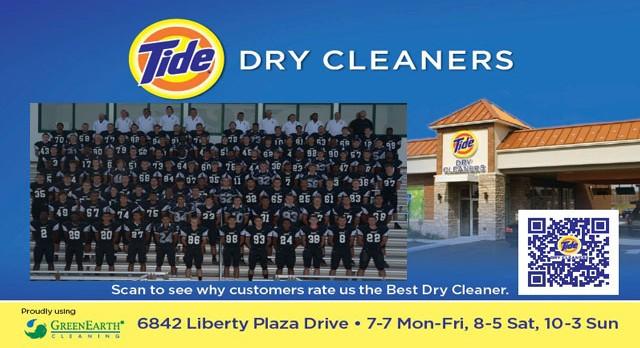 Tide Dry Cleaners Teams of the Week – Varsity Football
