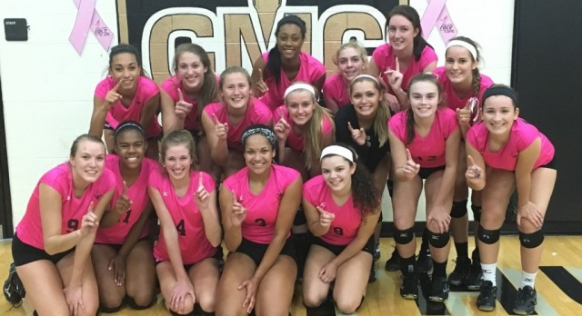 East Volleyball Advances to Sweet Sixteen!