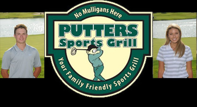 Will Schmidt and Megan Kaper Named PUTTER'S Athletes of the Week