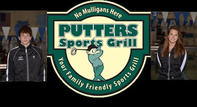 Josh McDonald and Grace Phair Named PUTTER'S Athletes of the Week