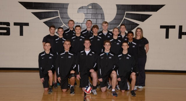 Boys Volleyball Continues Streak!