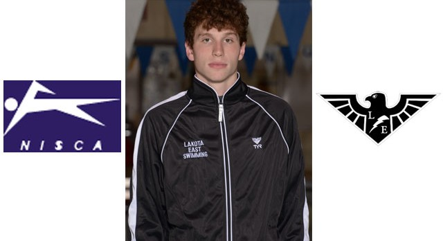 Josh McDonald's State 500 Free Time Qualifies for All American!