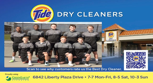 Tide Dry Cleaners Team of the Week – Boys Tennis