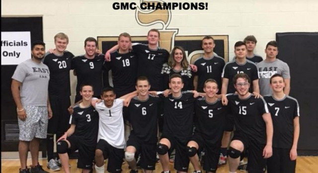 Boys Volleyball wins Another GMC TITLE!!!