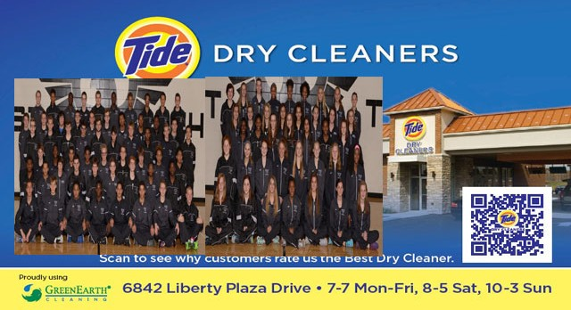 Tide Dry Cleaners Team of the Week – Girls and Boys Track Teams