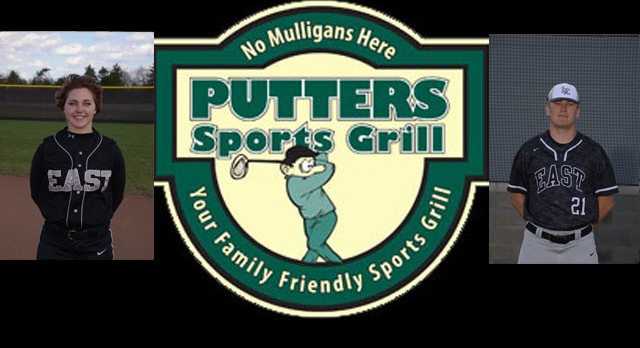 Hannah Messer and Austin Hatfield Named PUTTER'S Athletes of the Week
