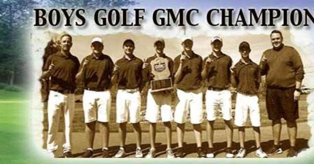 Boys Golf 3-peats at GMC Championships