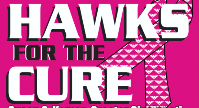 Hawks for the Cure Upcoming Events!