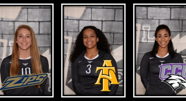 Girls Volleyball Announces 3 College Commitments