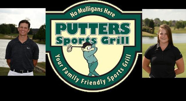 Natalie Hamilton and Hayden Hoogerhyde Named PUTTER'S Athletes of the Week