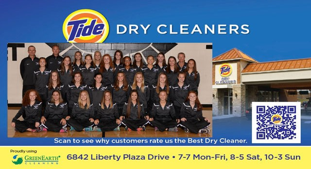 Tide Dry Cleaners Team of the Week – Girls Cross Country