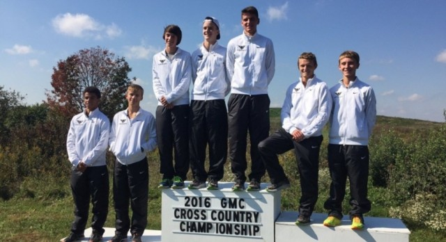 Horter takes GMC Title!!!  Boys Cross Country 2nd