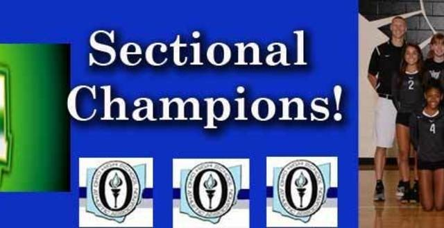 Girls Volleyball Wins Sectional, Moves on in Tourney!