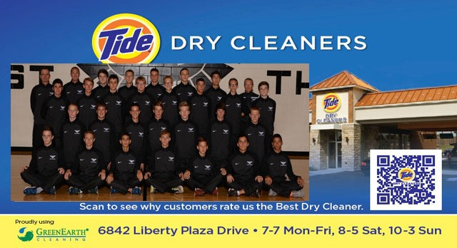 Tide Dry Cleaners Team of the Week – Boys Cross Country