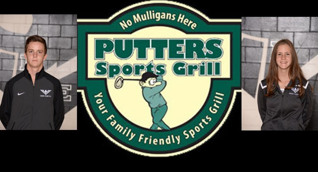 Dustin Horter and Danielle Horter Named PUTTER'S Athletes of the Week