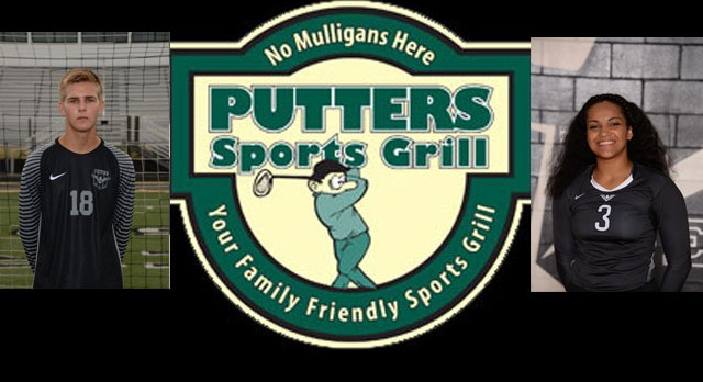 Nathan Ekberg and Edie Brewer Named PUTTER'S Athletes of the Week
