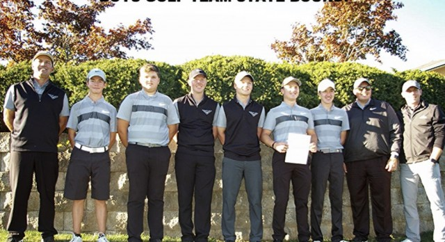 Boys Golf Earns State Berth at Districts!!!