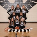 2016-2017 Basketball Cheerleading Teams