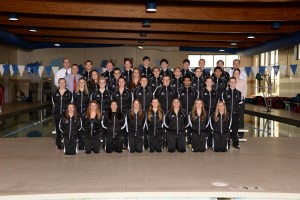 SwimmingDiving team pic
