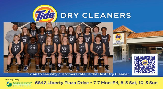 Tide Dry Cleaners Team of the Week – Girls Basketball