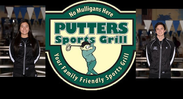 Keith Enrico and Sarah Yanzsa Named PUTTER'S Athletes of the Week