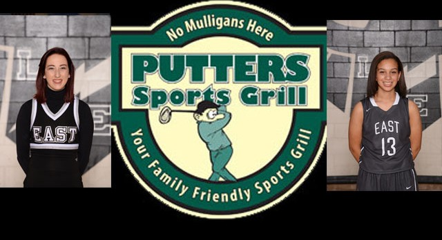 Kathryn Heyerman and Jordan Stanley Named PUTTER'S Athletes of the Week
