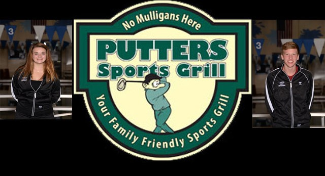 Jacob McDonald and Marissa Linder Named PUTTER'S Athletes of the Week