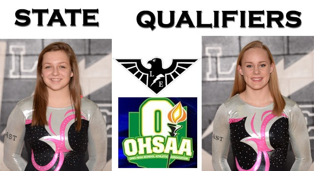 Gymnastics Qualifies Two for State