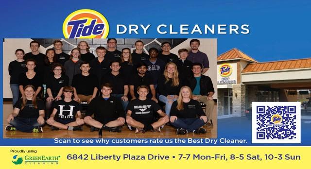 Tide Dry Cleaners Team of the Week – Academic Quiz Team